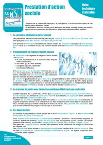 thumbnail of Prestation d'action sociale